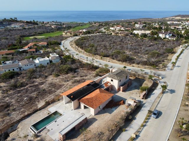 Corner lot. 3 Sides of Views. Ocean, Mountain, and Golf views. Only one side with single-story neighbor. Public (Primary)