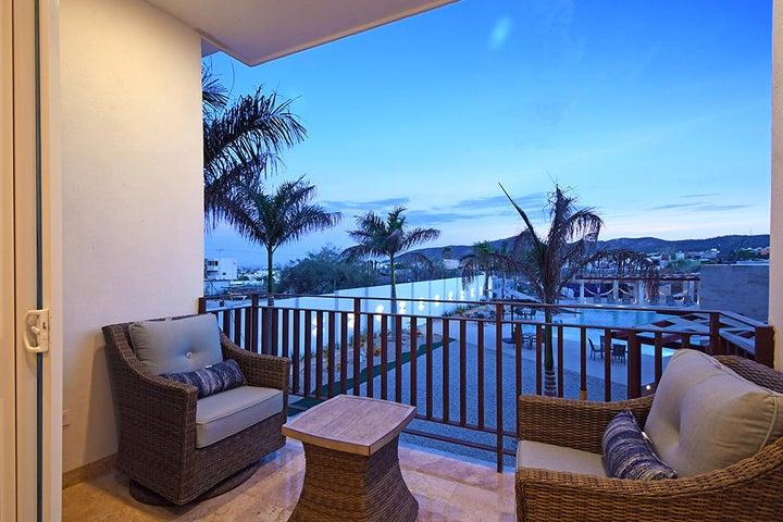 Boulevard Haciendas, Coral Oceaview 2 BR condo, San Jose del Cabo,