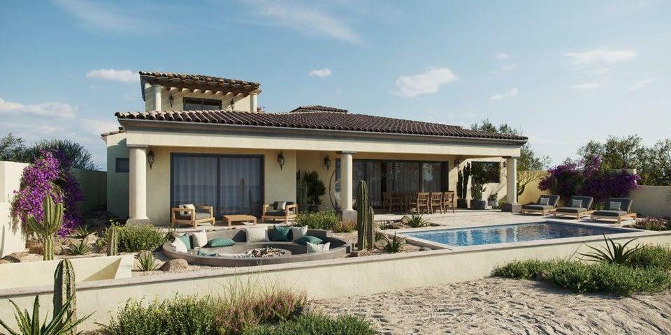 Perla Floor Plan Rancho San Lucas