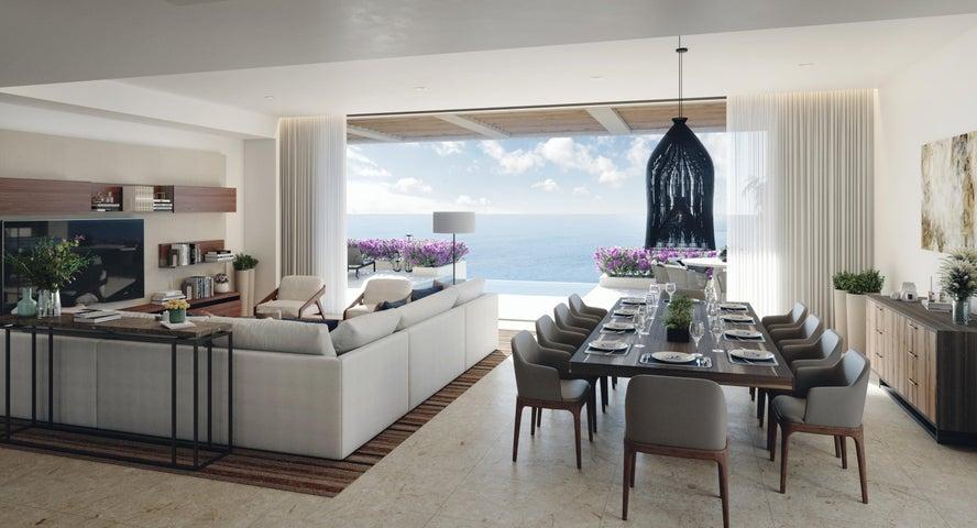 Villas del Mar, Reserva Penthouse, San Jose Corridor,