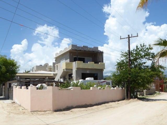 Spa Buena Vista, Casa de Pepe, East Cape,