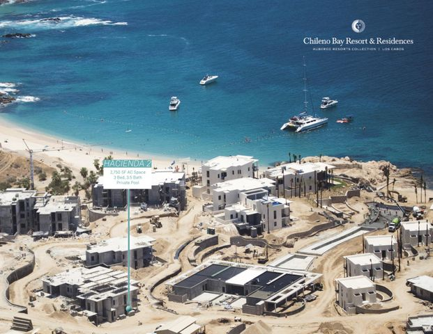 Chileno Bay Residences Carretera Transpeninsular 23410, Cabo Corridor,  41010