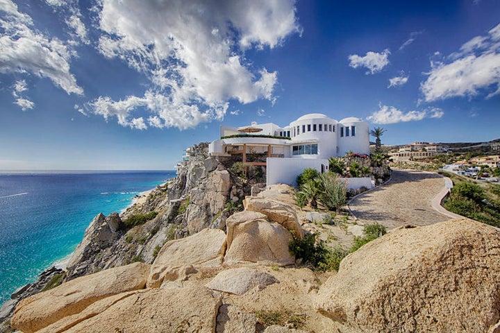OCEAN FRONT - Casa Alegria Pedregal, Cabo San Lucas,