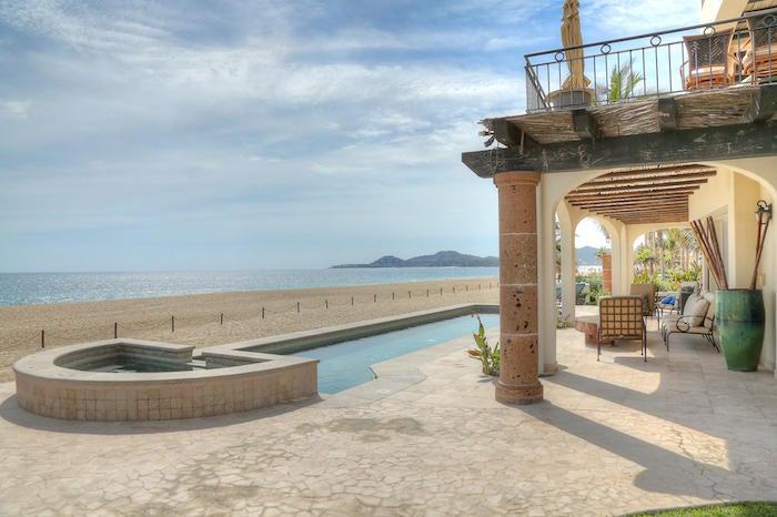 Beachfront Tortuga Bay, San Jose del Cabo,  23400