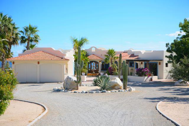 Casa Rancho Pescadero, East Cape,