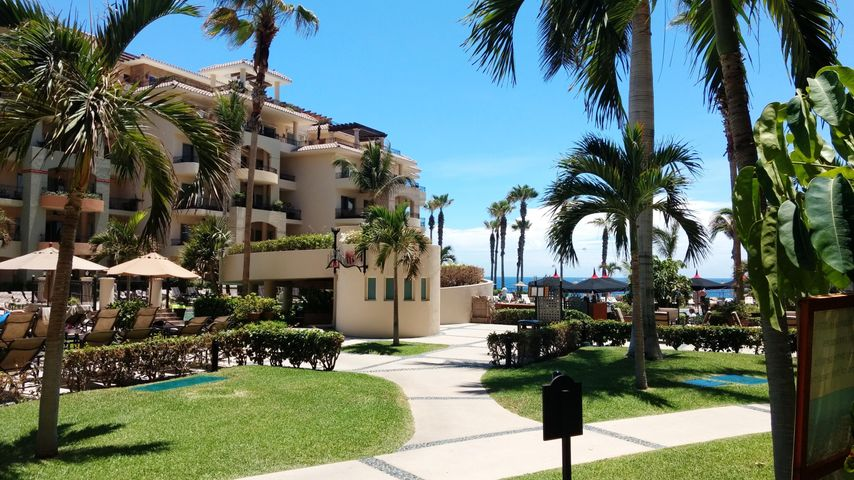 This great ground floor unit has direct access to front pool, restaurants, and the beach..great rental income...call for financing details