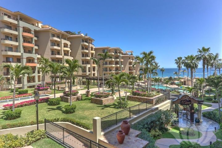 Villa La Estancia is one of the coveted addresses in Cabo San Lucas. Located on the beach in a master planned community that provides tennis. restaurants, market, banking,laundry underground parking, purified water, electrical generator and security system to satisfy a president.
