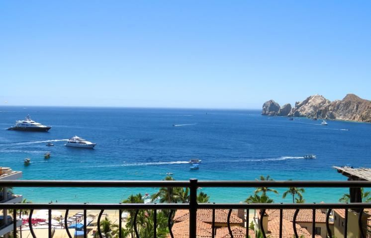 Situated on the popular beach of Medano, this gorgeous 3 bedroom, 3.5 bathroom turn-key condo boasts over 3,200sq.ft of luxury living space with breathtaking 5th floor views of the Sea of Cortez & Land's End. Onsite world class amenities such as a health spa, fitness centre, and private beach club allows owners & their guests to truly relax and enjoy luxury resort living at it's best. Hardwood cabinetry and granite counters throughout are only a few examples of the fine craftsmanship you'll see at Hacienda. If you're looking for a corporate getaway, family vacation home, or rental investment ~ you've found it at 1-501, Hacienda Beach Club & Residences.