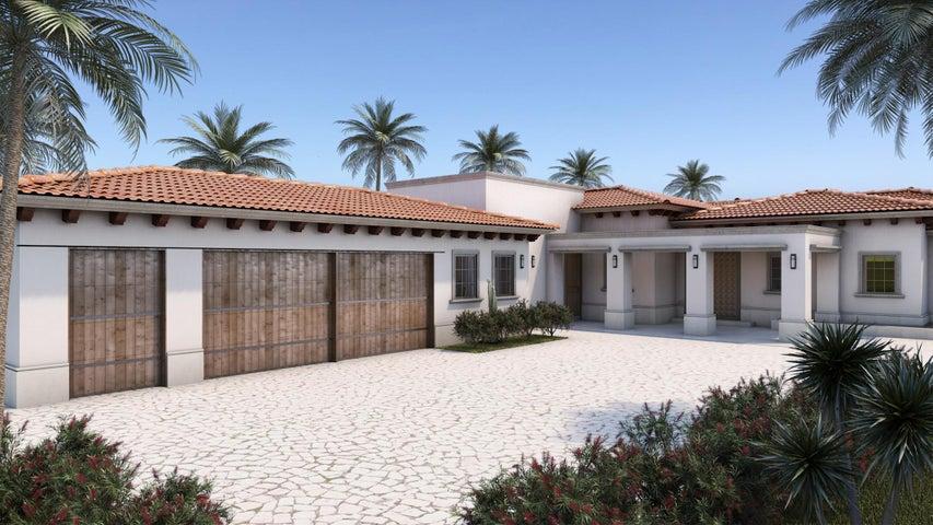 Casa Marina Altillo lot 69, San Jose del Cabo,