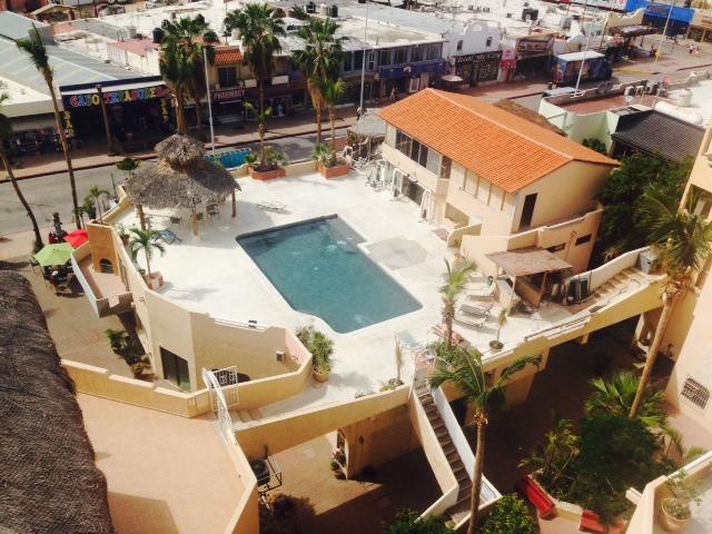 Junior Penthouse Plaza Nautica Condominiums, Cabo San Lucas,  23450