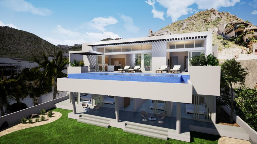 Villa Mia Callejon del Angel, Cabo San Lucas,  23450