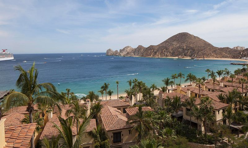 In the Heart of Cabo is this well-appointed 2-bedroom 2 1/2 bathroom Condo with unobstructed ocean views overlooking the Sea of Cortez. Situated on Medano Beach and walking distance to the Marina, Hacienda Beach Club & Residences has it all. This residence comes fully furnished with a well-designed kitchen, large covered terrace and ample living space that is great for entertaining. The common area amenities include pools, Spa, fitness center, kids club, activity center, restaurant, owners lounge, pool bar, swimmable beach and more. Hacienda has an excellent on-site staff which provides a lifestyle element that is perfect for the entire family.   Make your Cabo dream come true! Short Term Seller Financing offered upon qualification.
