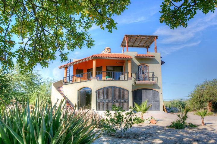 Casa Serenidad, East Cape,