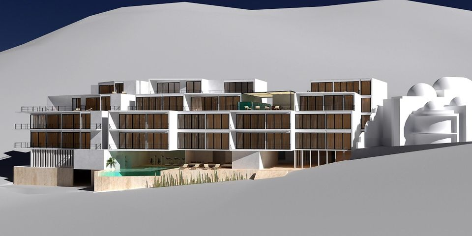 Pedregal Towers Camino del Colegio, Cabo San Lucas,  23450