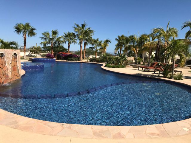 Swimming Pool in Cabo San Lucas
