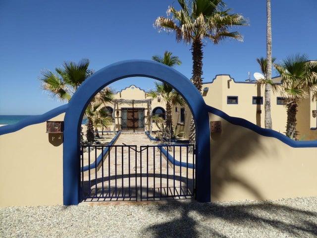 Casa Kuchar Avenida La Playa, East Cape,