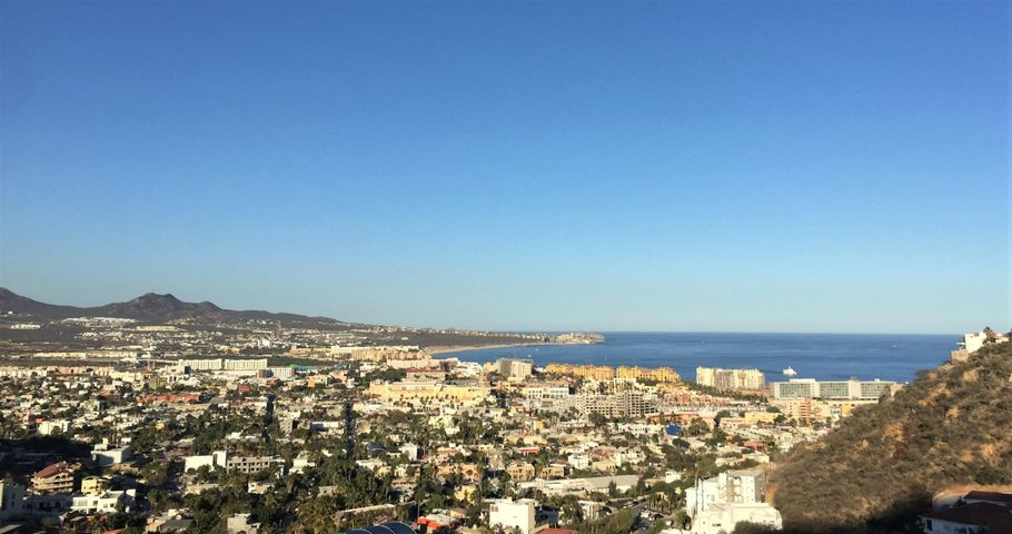*STRONG BLUE WATER VIEWS & RENTAL HISTORY,within the exclusive Pedregal address! *SELLER FINANCING-Offered w/ 50% down & up to 3 years!Enjoy the BEST VIEWS & ROI, 2BD/2BA condo w/ nearly 2,200 ft2 living space,a combined 34ft Master BD & Living Area VIEWS of Blue Water.Includes MANY upgrades.Front entry patio, outdoor backlit mountain area w/ bbq (hard-piped),sink,etc. Efficient, LED lighting, inverter A/C units which all reduce operating costs for max occupancy.Fully furnished w/ a great following of rentals including an extra $40k in a premium for an oversized 2 car garage & additionally has 2 additional covered car spaces in front of the garage w/ lots of space which can also be sold privately due to the shortage of enclosed garages to another owner. Too much to list so kindly inquire!