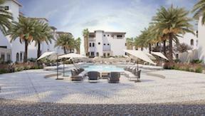 Mavila at Quivira Golf Walk-up Condos 1 Bed Penthouse 3rd Floor, Pacific,  23450