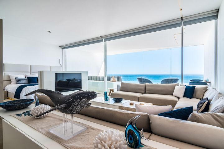 Ocean View Luxury Fully Furnished Condo, San Jose del Cabo,  23400