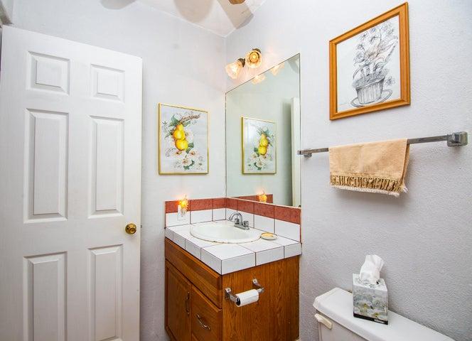Unit 2 Half Bath