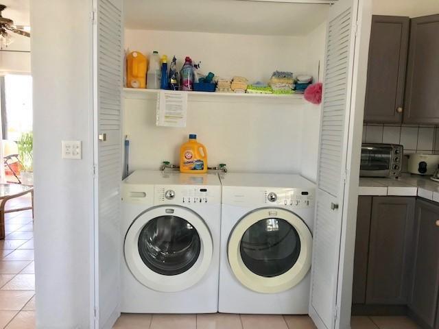 Unit 1 Laundry
