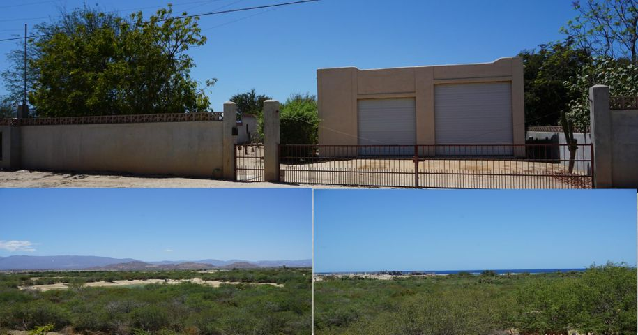 Casa Ken Calle Juan Castro, East Cape,  23450