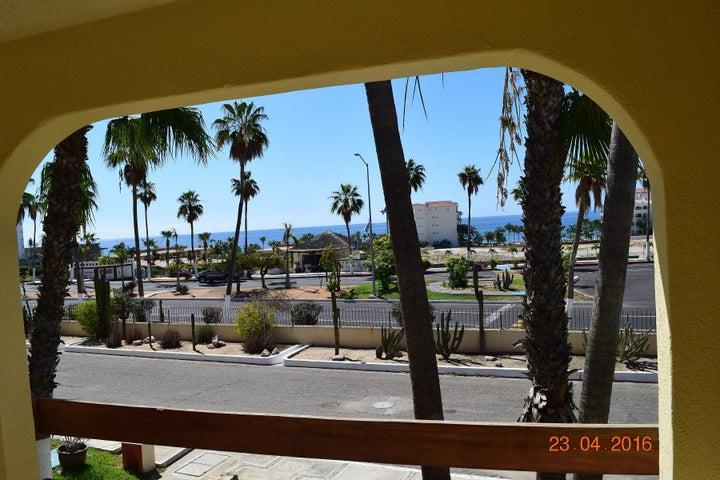 Terrace bedroom view 723