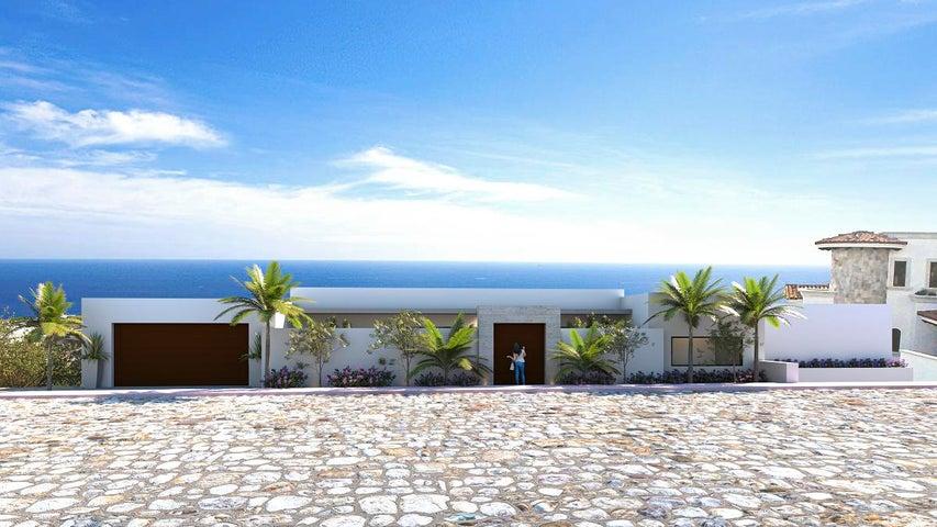Villa 27, Pedregal Heights Camino del Cielo, Cabo San Lucas,  23450