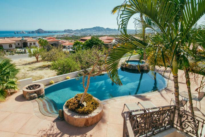 Estate on Private Cul de Sac Paraisio - Best Views in Cabo,, Cabo Corridor,  23450