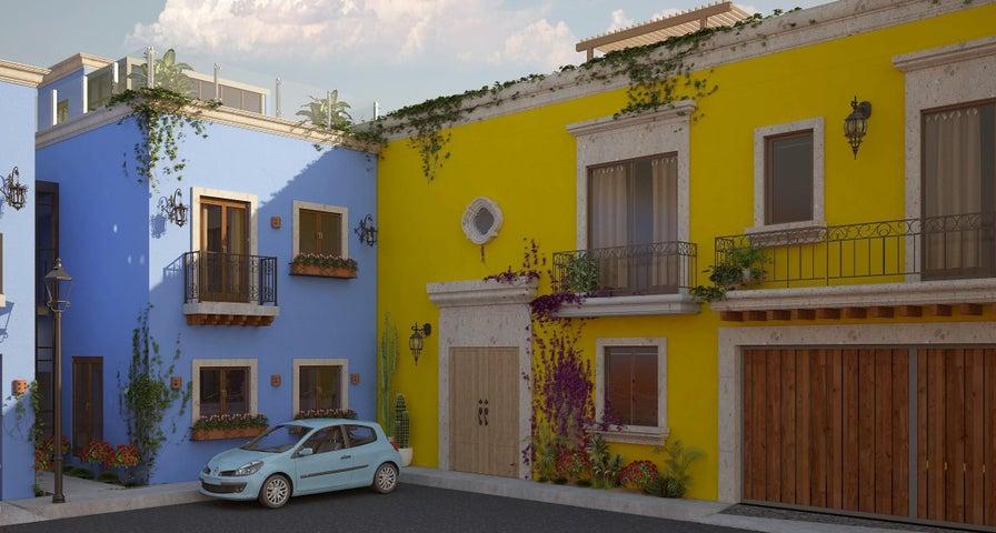STREET FRONT CASA AMARILLA