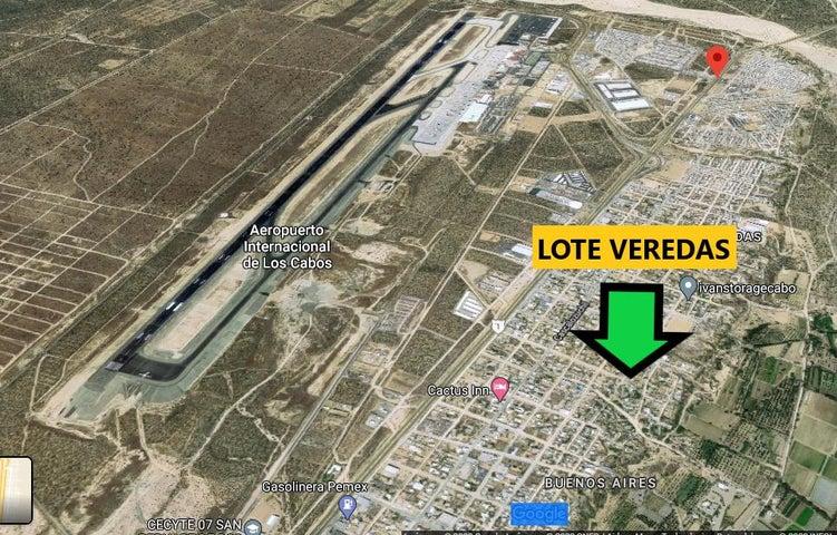 LOTE VEREDAS AIRPORT SJD