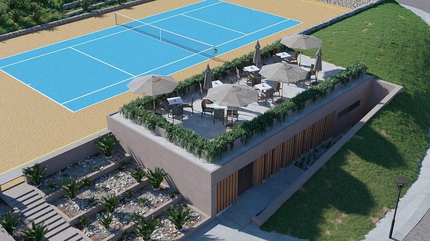 big cancha de tenis