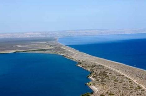 mogote peninsula