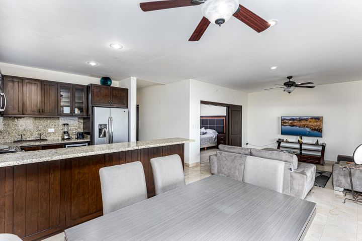 Open concept fully furnished