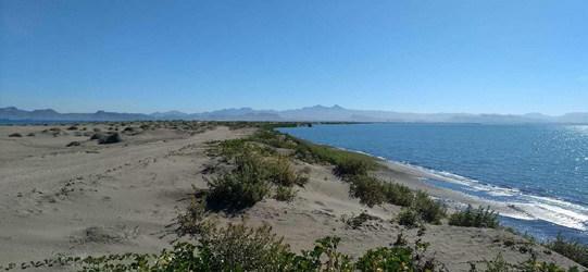 Ocean front to Ensenada La Paz 2