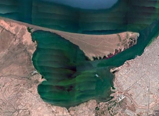 1-Aerial View of El Mogote