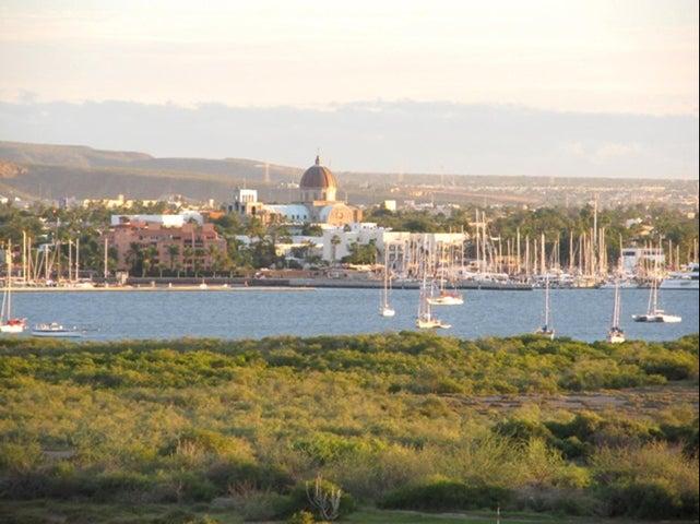 Vista hacia La Paz