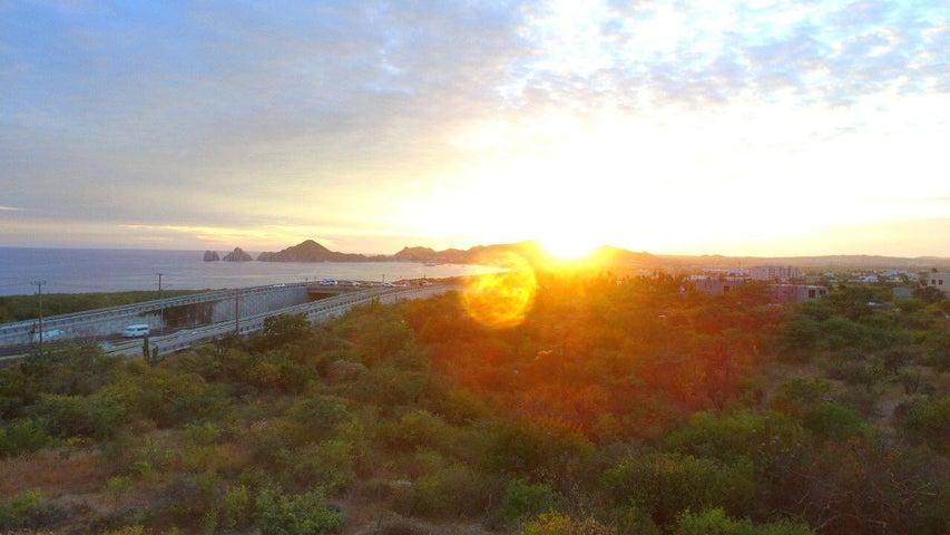 Sunset From Santorini