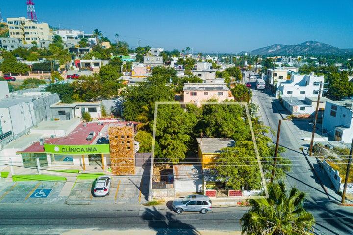 Take Morelos to Art District