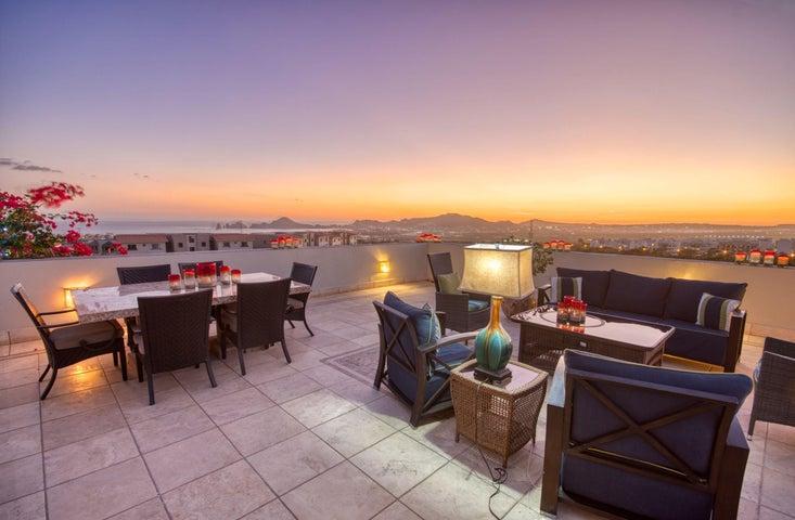 Huge roof top terrace