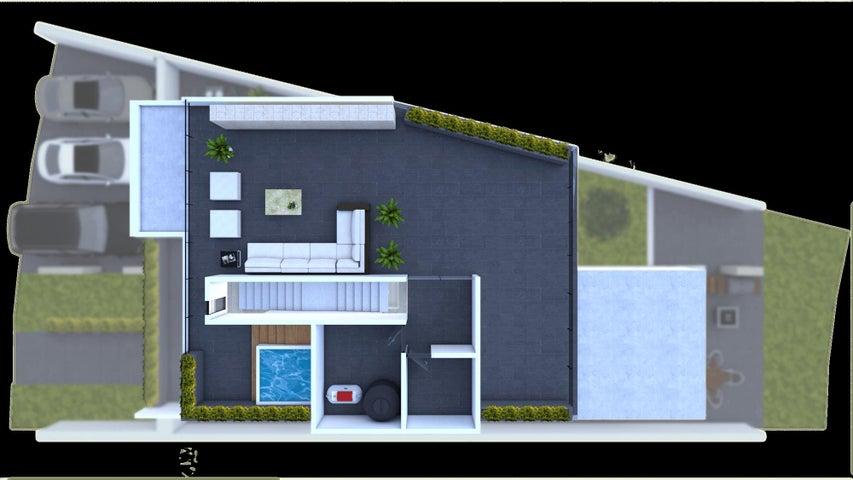 Luna-roof garden
