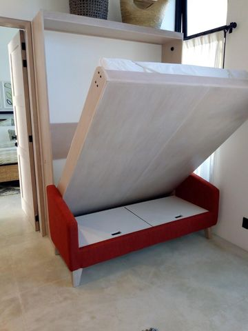 Lowering Bed