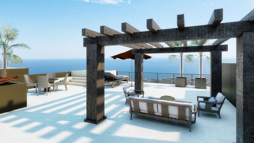 Tramonti Roof deck