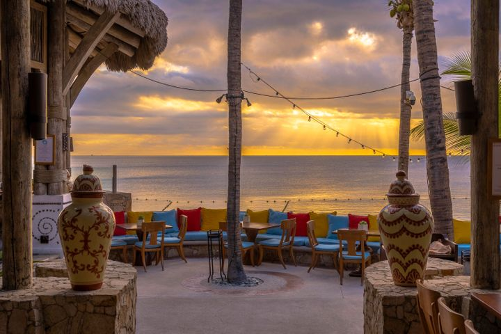 10. Restaurant Terrace