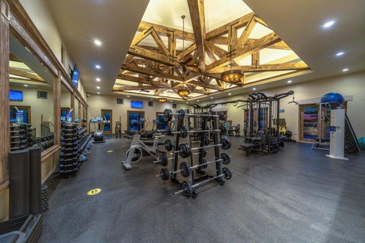 14. Gym