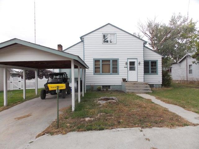 1021 Pine St -, Upton, WY 82730