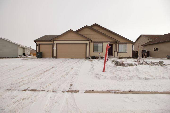 5503 Glock Ave -, Gillette, WY 82718
