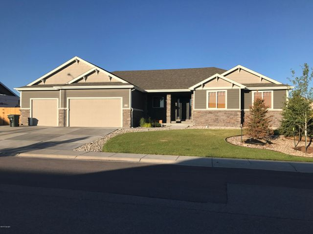 4505 Tate Ave -, Gillette, WY 82718
