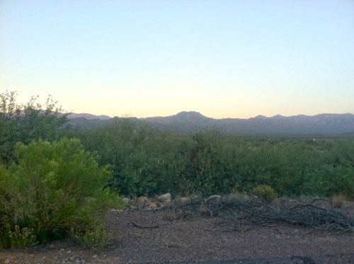 6 N Walnut Springs Boulevard, Tonto Basin, AZ 85553