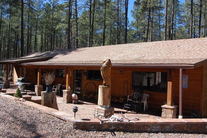 262 Black Bear Trail, Payson, AZ 85541